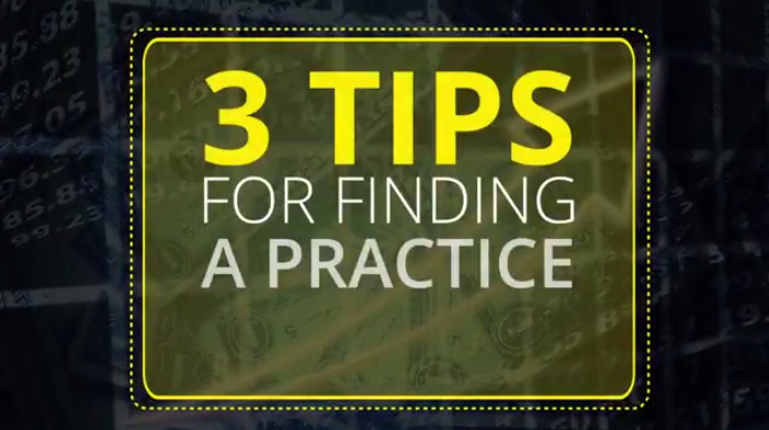 3 Tips to find practise for sale